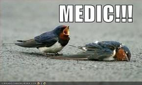 MEDIC!!!