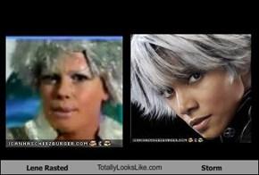 Lene Rasted TotallyLooksLike.com Storm
