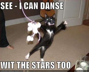 SEE - I CAN DANSE   WIT THE STARS TOO