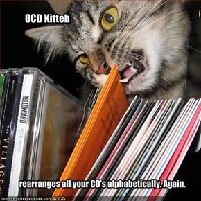 OCD Kitteh