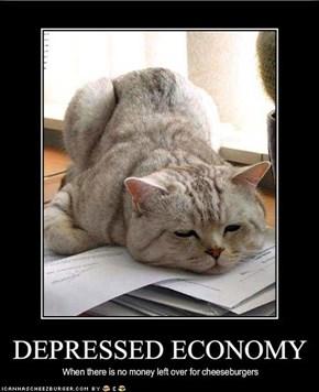 DEPRESSED ECONOMY
