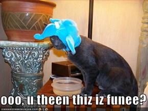 ooo, u theen thiz iz funee?