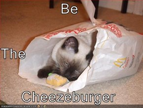Be  The Cheezeburger