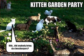 KITTEH GARDEN PARTY