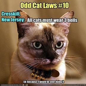 Odd Cat Laws #10