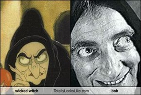 wicked witch Totally Looks Like bob