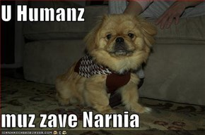 U Humanz  muz zave Narnia
