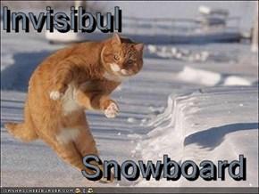 Invisibul  Snowboard