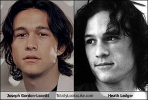 Joseph Gordon-Leavitt Totally Looks Like Heath Ledger