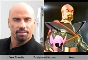 John Travolta Totally Looks Like Xenu