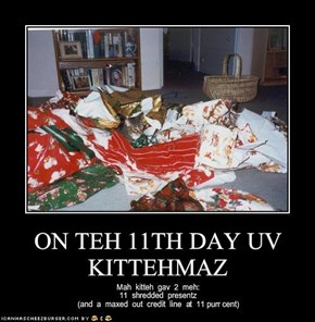 ON TEH 11TH DAY UV