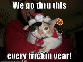 We go thru this  every frickin year!