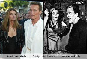 Arnold and Maria Totally Looks Like Herman and Lilly