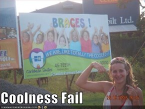 Coolness Fail