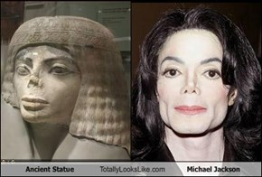 Ancient Statue Totally Looks Like Michael Jackson