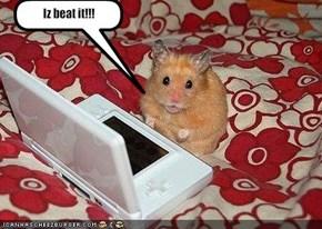 Iz beat it!!!