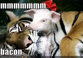 mmmmmmm  bacon.