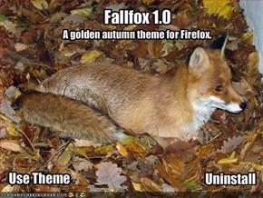 Fallfox 1.0