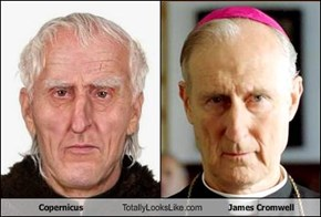 Copernicus Totally Looks Like James Cromwell