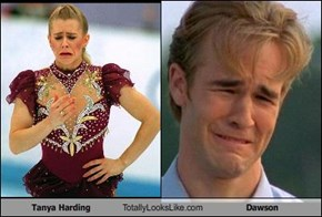 Tanya Harding Totally Looks Like Dawson
