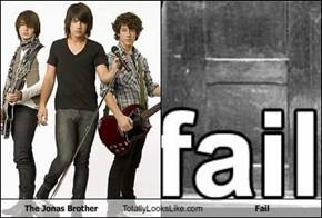The Jonas Brother Totally Looks Like Fail