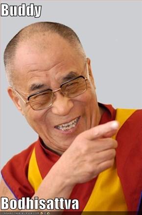 Buddy  Bodhisattva