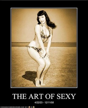 THE ART OF SEXY
