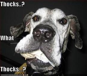 Thocks..? What Thocks...?
