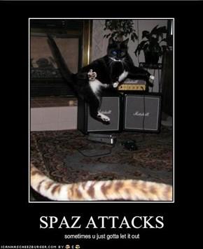 SPAZ ATTACKS