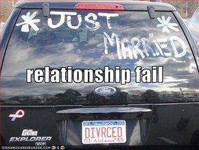 relationship fail