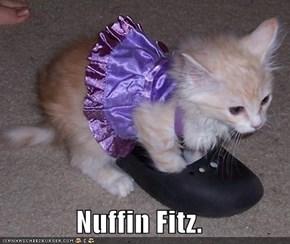 Nuffin Fitz.