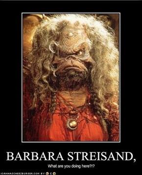 BARBARA STREISAND,
