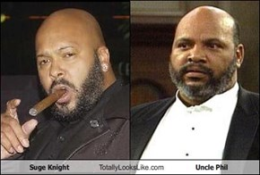 Suge Knight Totally Looks Like Uncle Phil