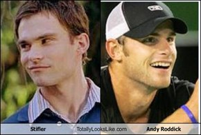 Stifler Totally Looks Like Andy Roddick