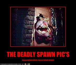 THE DEADLY SPAWN PIC'S