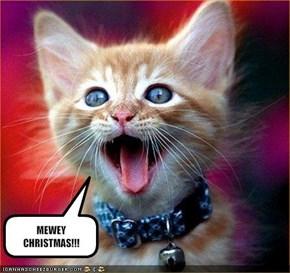 MEWEY CHRISTMAS!!!