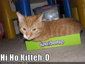 Hi Ho Kitteh-O