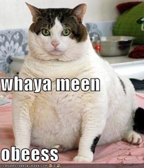 whaya meen obeess