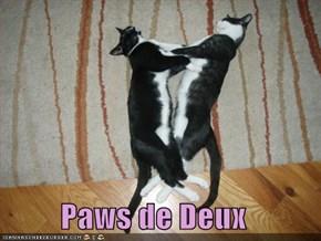 Paws de Deux
