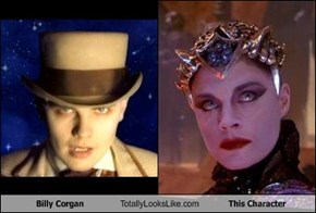 Billy Corgan Totally Looks Like This Character