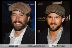 Jason Lee Totally Looks Like Ryan Reynolds