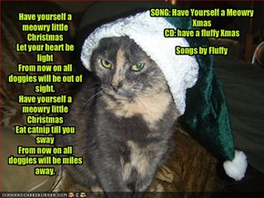 Have yourself a meowry little Christmas