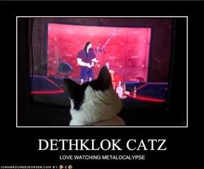 DETHKLOK CATZ