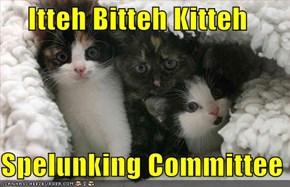 Itteh Bitteh Kitteh  Spelunking Committee