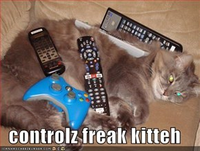 controlz freak kitteh