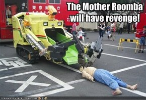 The Mother Roomba