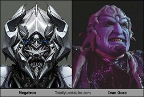 Megatron Totally Looks Like Ivan Ooze