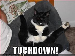 TUCHDOWN!