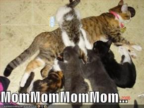 MomMomMomMom...