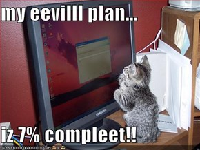 my eevilll plan...  iz 7% compleet!!